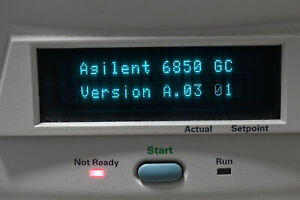 Agilent 6850 Series Gaschromatograph mit FID HP G2630A 6850A - MwSt