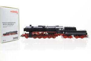 H0 Märklin 39042 DB 42 1417 Wannentender Dampflok mfx Sound digital +OVP/J24