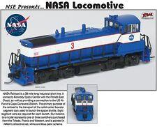 ATLAS NSE Special Run 15-20 EMD MP-15 Yard Lokomotive NASA #3 N Scale