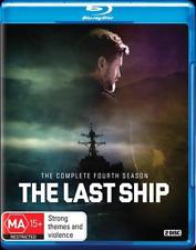 The Last Ship : Season 4 (Blu-ray, 2-Disc Set) NEW