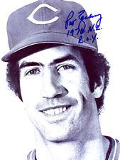 Pat Zachry 1976 Cincinnati Reds NL ROY Autographed Signed 8x10 Photo COA
