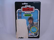 Film-, TV- & Video-Action- & -Spielfiguren vintage Star Wars 30 Original Card Back Kenner Palitoy Luke Ben Leia Vader Etc