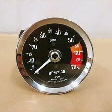 MG MGB 1972-76 Original Tachometer RPM Gauge Smiths RVC1410/00AF NOS