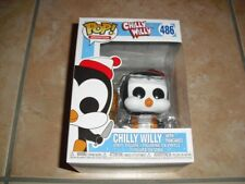Funko Pop Chilly Willy with frittelle #32887