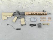 1/6 scale toy Agency Global Response Staff - Bronze AR-15 Rifle w/Accessory Set