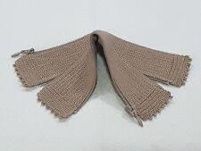 Handle Cover Crochet Handmade for LV SPEEDY 25 3035 ALMA GORGEOUS  light Brown