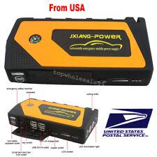 69800mAh 4USB Car Jump Starter Pack Booster Charger Battery Power Bank US SELLER