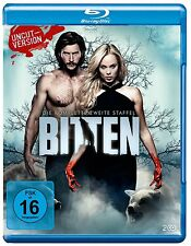 BITTEN : COMPLETE SEASON 2  - Blu Ray - Sealed Region B