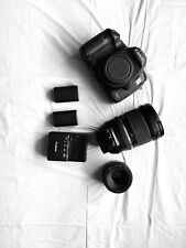 Canon Mark 5d III but in Great condition