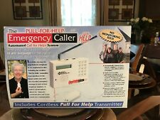 Brand New United Security Products Pull For Help Emergency Caller Model 10-4