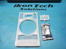 3D Printer Ender 3 (Non Pro) Power Supply Fan Mod Plate With Buck Converter