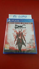 Capcom Devil May Cry Definitive Edition (ps4) (pré-commande - sortie le 10 Mar