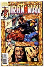1)IRON MAN Vol.3 #9(10/98)1:WINTER GUARD(BLACK WIDOW/AVENGERS)CGC WORTHY(9.8)HOT