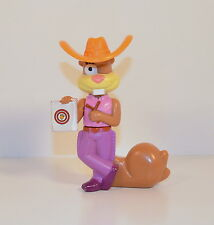 "2008 Sandy Squirrel Cowboy 3.5"" Burger King #3 Pest Of The West Action Figure"