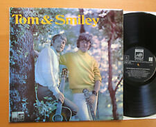 The Bluegrass Sound Of Tom & Smiley 1968 EXCELLENT Saga Stereo STFID 2122