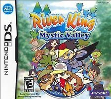 River King Mystic Valley Nintendo DS 2008