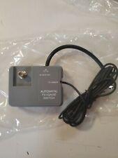 Atari Jaguar RF SWITCH BOX for Atari Nintendo Sega GRAY NEW