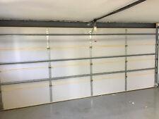 KoolDoor Garage Door Insulation roller sectional  8 panel Single Door DIY Kit