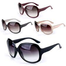 Fashion Womens Ladies UV400 Polarized Oversized Desinger Sunglasses Glasses
