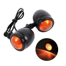 Coppia Frecce LED 12W Moto Omologate Segnale Indicatori Direzione Lampada