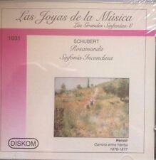 Las Joyas de la Musica - Schubert - Las Grandes Sinfonias - 8 (CD)