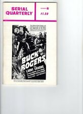 WoW! Serial Quarterly #6 / Buck Rogers! Mysterious Island! Captain Marvel!