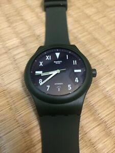 Swatch x Hodinkee Sistem51 Generation 1990 SUTZ408 Brand New No Box And Papers