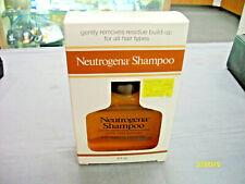 New Vintage Neutrogena Shampoo extra mild formula free shipping!!!