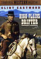 High Plains Drifter [New DVD] Keep Case Packaging