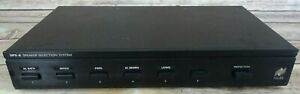 Niles Audio SPS-6 Speaker Selection System 6-Zone