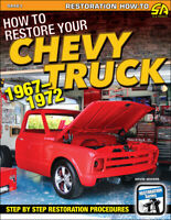 How to Restore Your Chevy Truck 1967 1968 1969 1970 1971 1972 Pickup Restoration