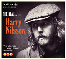 HARRY NILSSON THE REAL...ULTIMATE COLLECTION 3 CD