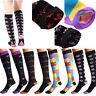 Compression Socks For Women Men Medical Nursing Travel Flight Sports Stocking