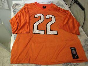 Reebok NFL Players Chicago Bears #22 Matt Forte Jersey