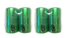Quattro Pack di C Batterie Cella per UNISEX cleancut SHAVER RASOIO CAPELLI REMOVER