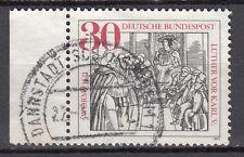 BRD 1971 Mi. Nr. 669 Gestempelt mit Oberrand LUXUS!!! (21554)