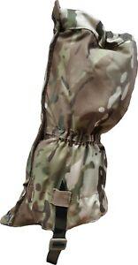 TAS Heavy Duty 900D PU Fabric 3/4 Gaiter Hiking,Hunting,Camping MULTICAM CAMO