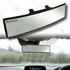 Universal Convex 300mm Wide Broadway Clear Interior Clip On Rear View Mirror