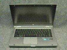 "HP Elitebook 8460p 14"" Laptop w/ Intel Core i5-2520M 2.50GHz 4GB RAM No HDD"