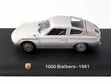 1/43 IXO - NEUF EN BTE VITRINE : FIAT ABARTH 1000 BIALBERO  1961