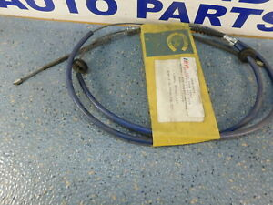 Renault  R12  R15  R17   Front Parking Brake Cable  7700536337    1972-1979
