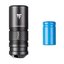 MINI2 TrustFire CA18-3X 220 Lumens 2-Mode Mini USB Charging LED Flashlight