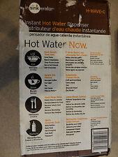 InSinkErator H-WaveC-SS Involve Series Wave Hot Water Dispenser with Tank Chrome