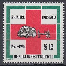 Österreich Austria 1988 ** Mi.1920 Rotes Kreuz Red Cross