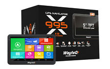 x995 Android PKW & Segelflieger 5Zoll Touch Panel PUR Edition