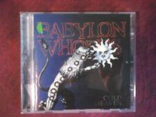 BABYLON WHORES - COLD HEAVEN (1997). CD.