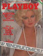 PLAYBOY  1976  AGOSTINA BELLI KATYA SCOLARI LUCIANA TURINA PADRE ELIGIO PUCCINI
