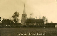 DANBURY ( Essex) : Danbury Parish Church RP
