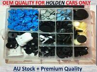 220Pcs Fender Door Hood Bumper Trim Clip Car Body Retainer Assortment fix HOLDEN