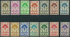 TIMBRES MADAGASCAR 1943 Série de Londres complet 14 valeurs